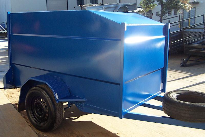 single axle enclosed trailers for sale brisbane