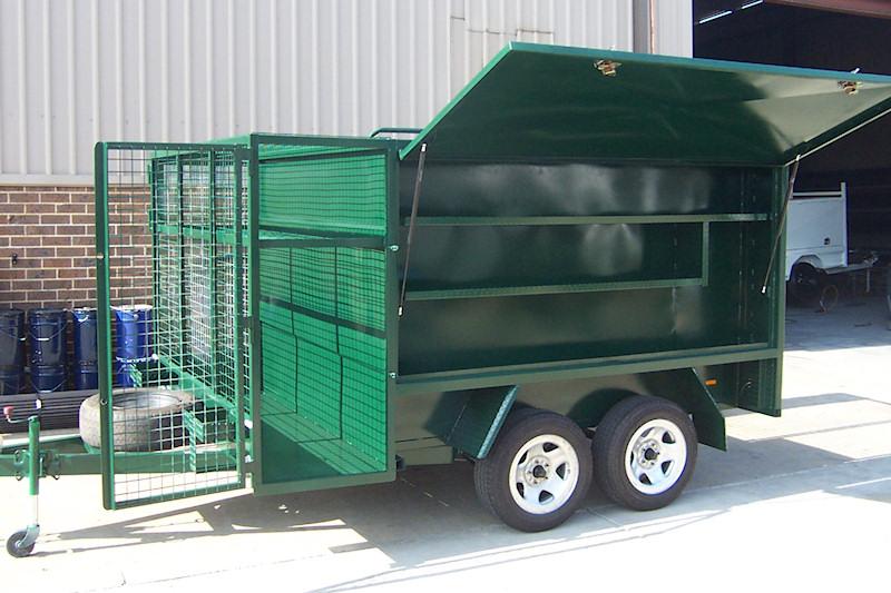 custom trailers for sale sunshine coast