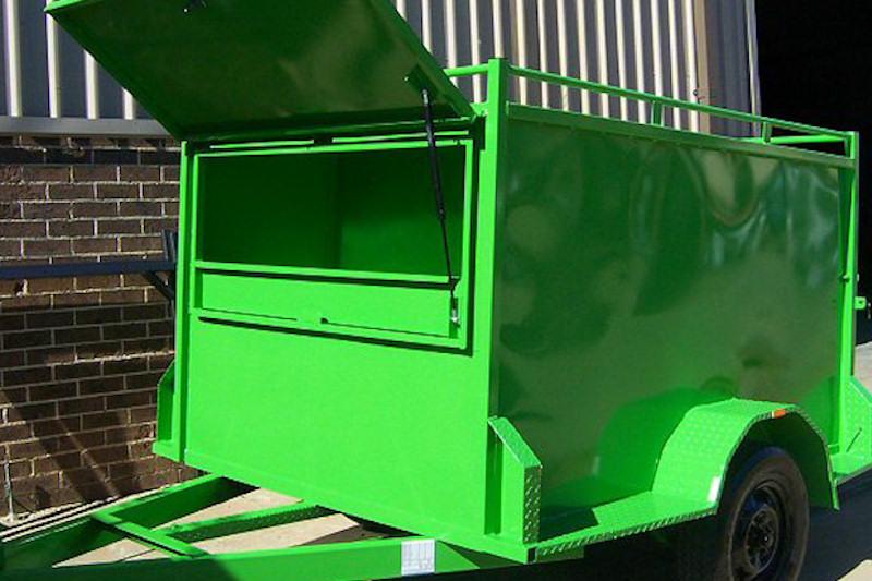 7x4 lawn mowing trailers for sale brisbane