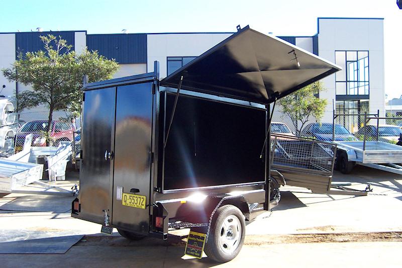 single axle tradesman trailer for sale Brisbane
