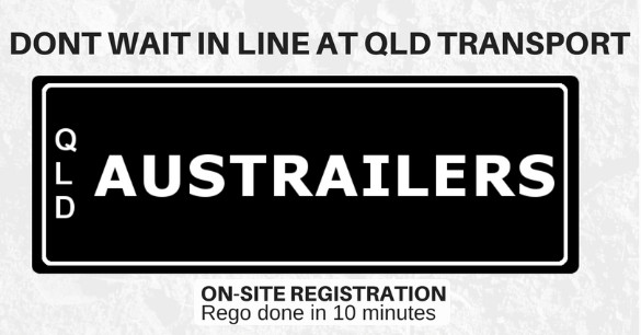 how to register a trailer in qld