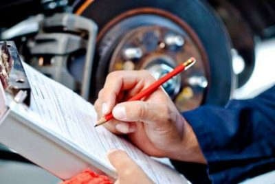 trailer inspection checklist