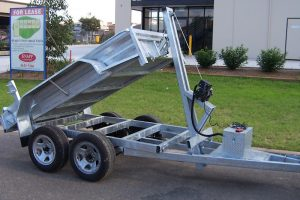 tipping trailers for sale sunshine coast