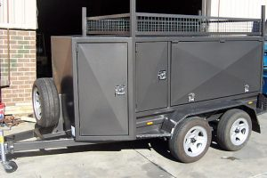 tandem axle enclosed trailers for sale brisbane