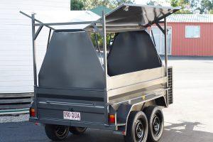 tandem axle tradesman trailer for sale sunshine coast