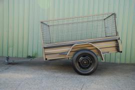 cage trailers sunshine coast and brisbane